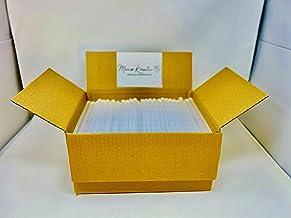Lijmsticks 11 mm transparant 6 kg I 300 stuks 11 mm transparant helder I industriële kwaliteit Ø 11 x 200 mm I gemaakt in ...