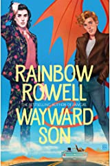 Wayward Son (Simon Snow Book 2) Kindle Edition