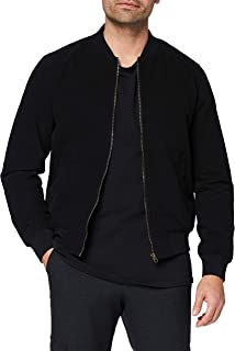 Marca Amazon - find. Cotton Canvas Chaqueta bomber para Hombre
