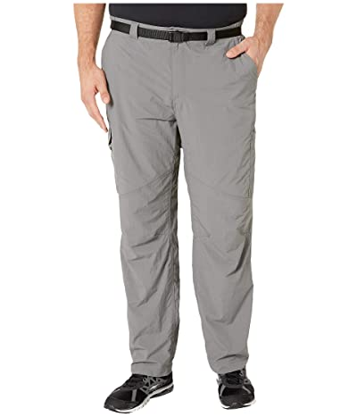 Columbia Big Tall Silver Ridgetm Cargo Pant (City Grey) Men