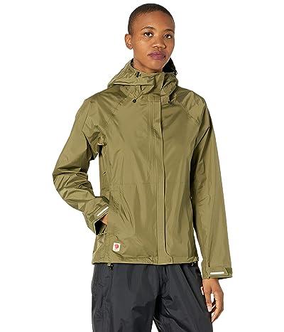 Fjallraven High Coast Hydratic Jacket (Green) Women