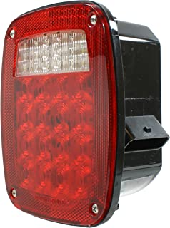 Vehicle Safety Manufacturing 5013LED Red 3-Stud LED Box Lamp with Metri-Pack Connector (Left Hand Mount)