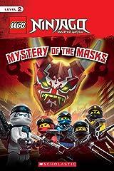 Mystery of the Masks (LEGO NINJAGO Reader) Kindle Edition