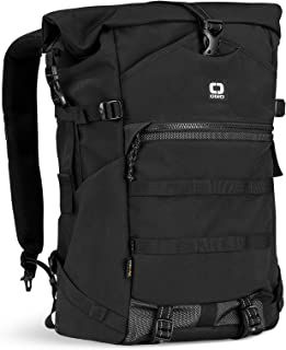 OGIO Alpha Convoy 525r Rolltop 15 Inch Waterproof Laptop Compartment Eco-Codura Durable Backpack