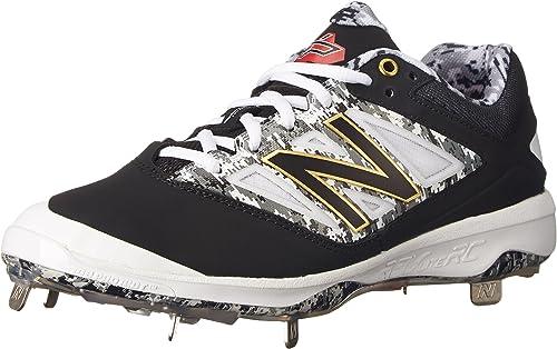 New Balance L4040V3 Cleat Zapatillas de b/éisbol para Hombre