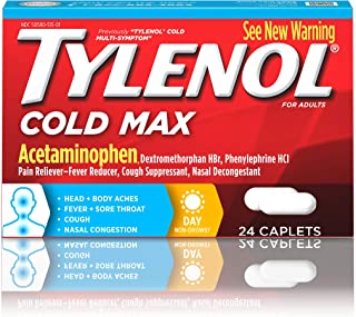 tylenol cold and sinus liquid