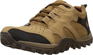 Woodland Men's Leather Sneakers