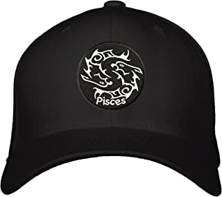Pisces Sign Hat - Style Color Options - Astrology Zodiac