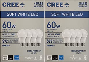 Best cree 60w soft white led bulb Reviews
