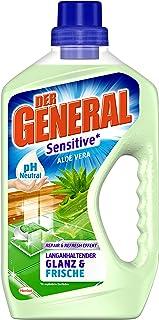 Der General Sensitive Aloe Vera, Allzweckreiniger, 1 x 750 ml, ph-neutraler..