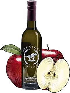 Saratoga Olive Oil Company Red Apple Dark Balsamic Vinegar 200ml (6.8oz)