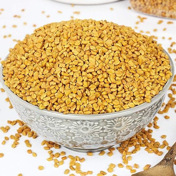 OPR Fenugreek Seeds - 400 Grams   Whole Methi Dana   Methi Seed: Amazon.in:  Grocery & Gourmet Foods