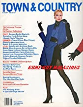 Town & Country 1982 Magazine T&C's ANNUAL PREVIEW OF THE FALL FASHION COLLECTIONS Social Salzburg: Europe's Hottest Ticket