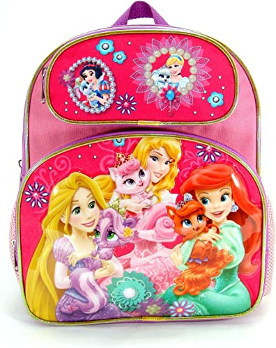 Disney - Princess Palace Pets Toddler 12 Backpack