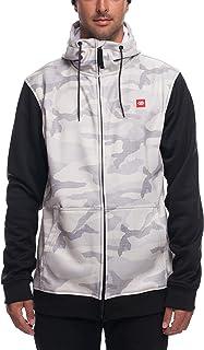 686 Men's Icon Bonded Fleece Zip Hoody | Waterproof Zip-Up Jackets