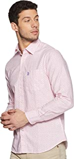 US Polo Association Men's Regular Fit Casual Shirt