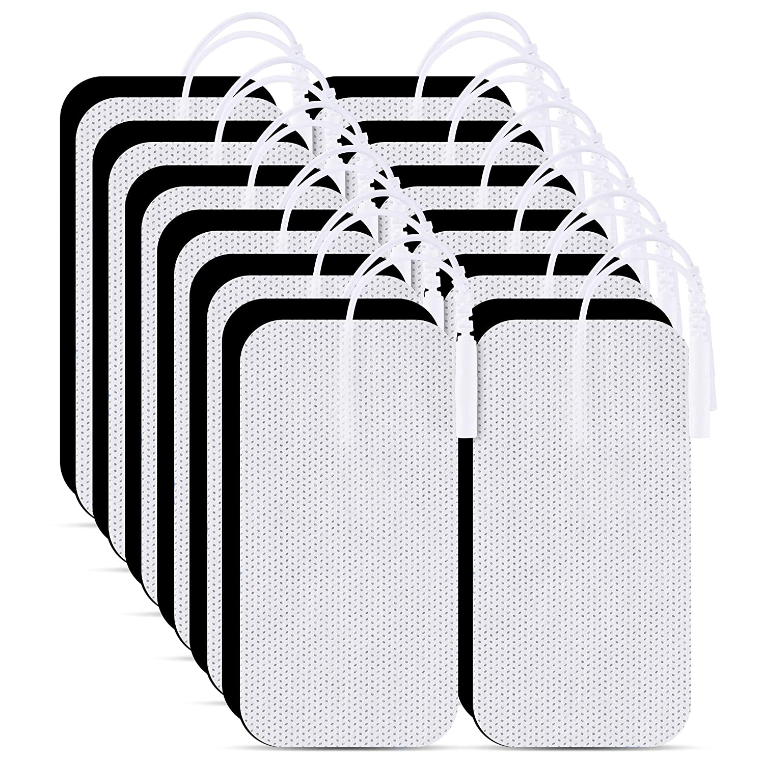 Discount mail order Max 87% OFF LYINIE TENS Unit Pads Electrodes 2