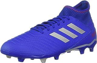 buy online d3272 a9eb9 adidas Mens Predator 19.3 Firm Ground Soccer Shoe