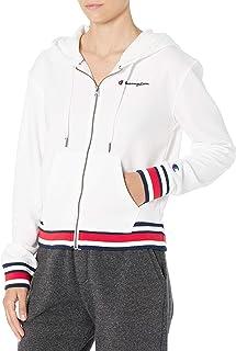Champion Womens W5672 Campus French Terry Zip Hoodie Hooded Sweatshirt