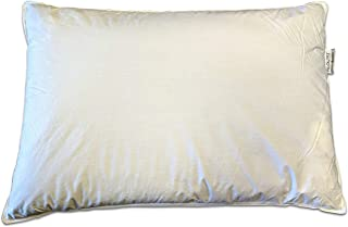 Pillowtex Kyoto Pillow - Half Buckwheat and Half Polyester Pillow - Japanese Style Pillow (King (20 Inches x 36 Inches))