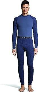 Hanes Men's 4-Way Stretch Base-Layer Pant with X-Temp & FreshIQ Technology