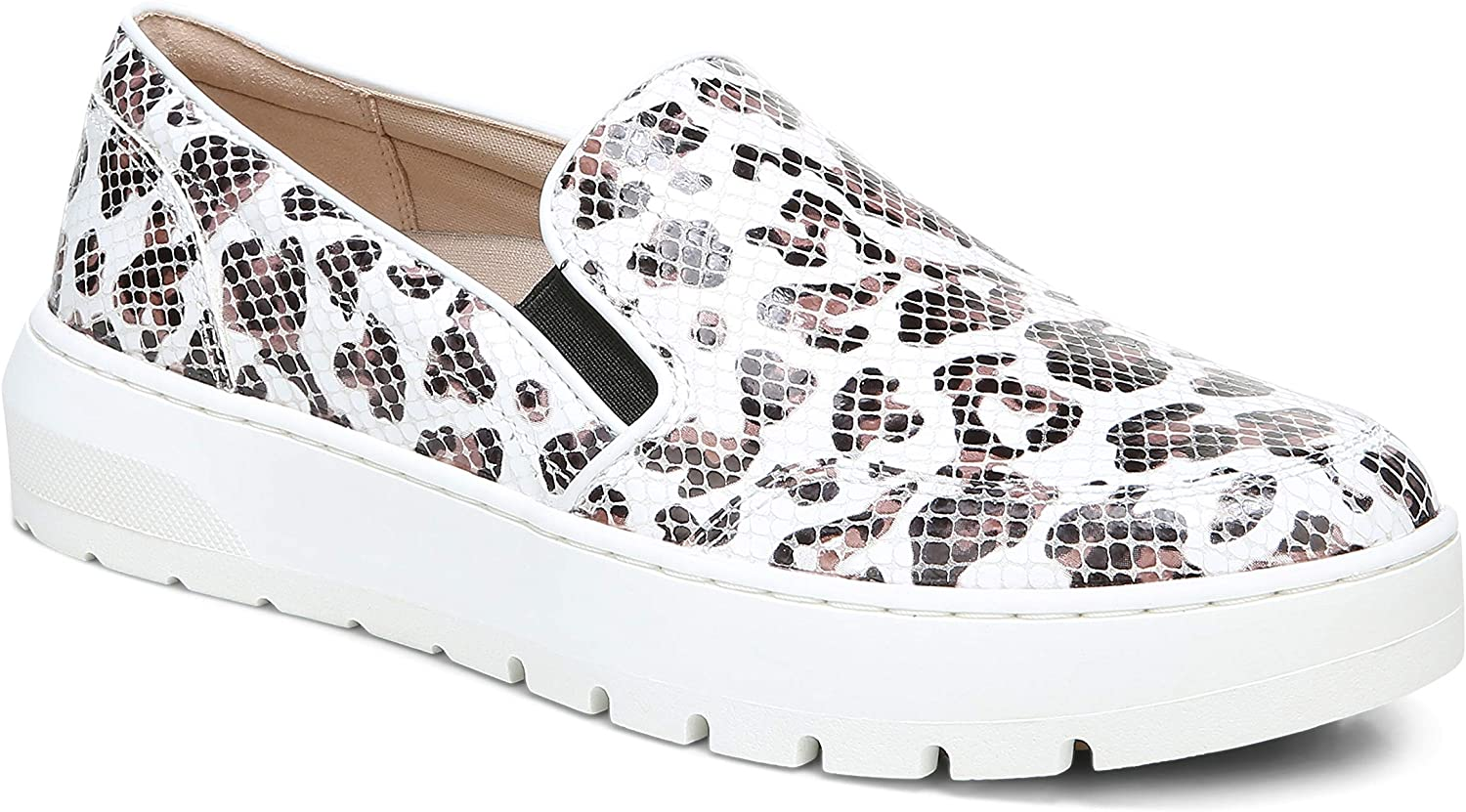 Vionic Women's Max In a popularity 46% OFF Abyss Dinora Supportive Platform Slip-on Sneaker-