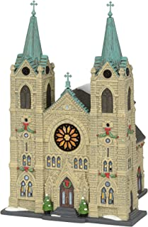Department56 Christmas in The City St. Thomas Cathedral Collectible
