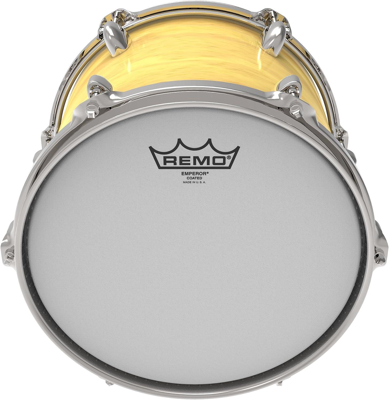 Renewed Remo Emperor Coated Drum Head 13 Inch