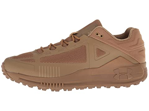 Armour Low UA 0 Verge 2 Under Coyote Coyote Coyote UPq7fdTn
