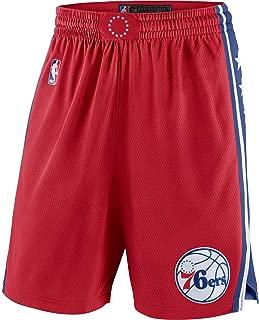 Outerstuff Philadelphia 76ers Red Youth Alternate Swingman Shorts