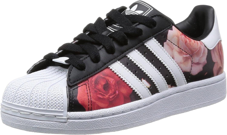 adidas Superstar 2 W Rose - Black Pink (D65474 ... - Amazon.com