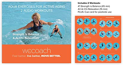 2 Water Workouts Strength is Balance & Ai Chi Relaxation (AUDIO CD)