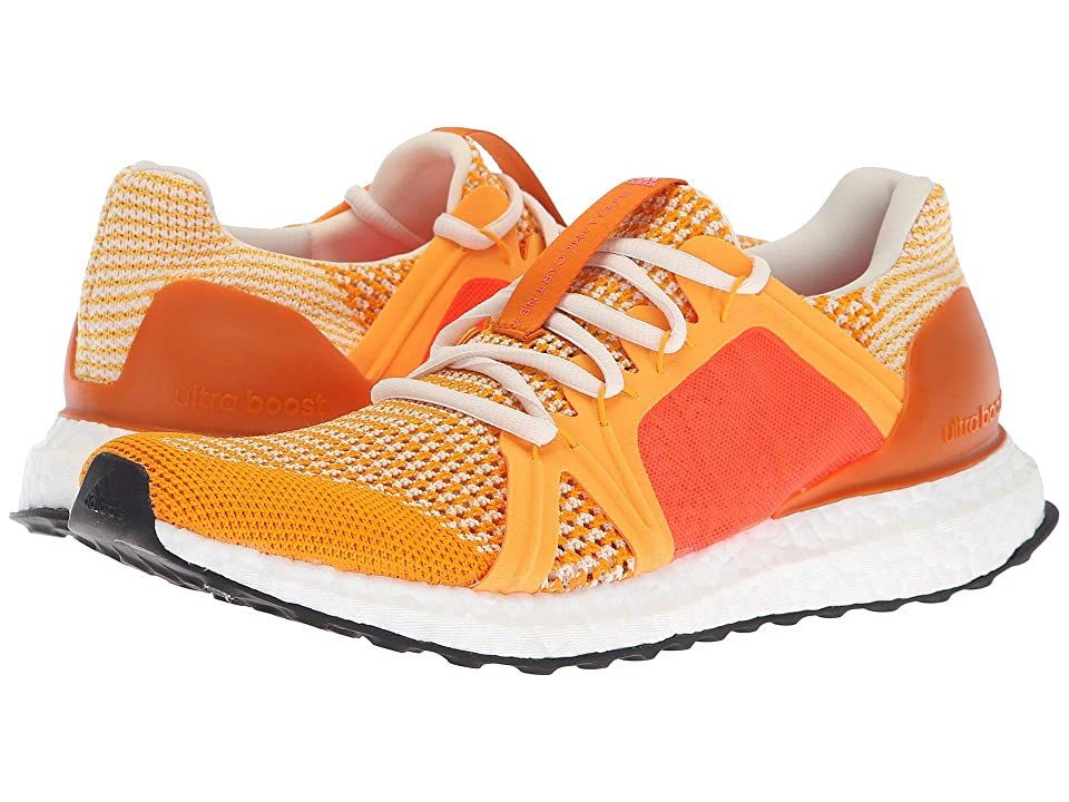 adidas by Stella McCartney Ultraboost (Collegiate Gold/Rust Orange/Turbo F11) Women