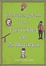 los genios de la historia libro