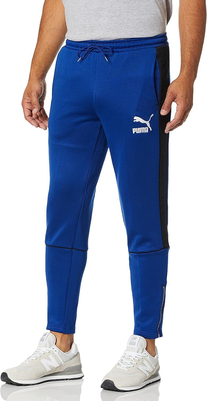 PUMA Men's Retro Quilted Pants