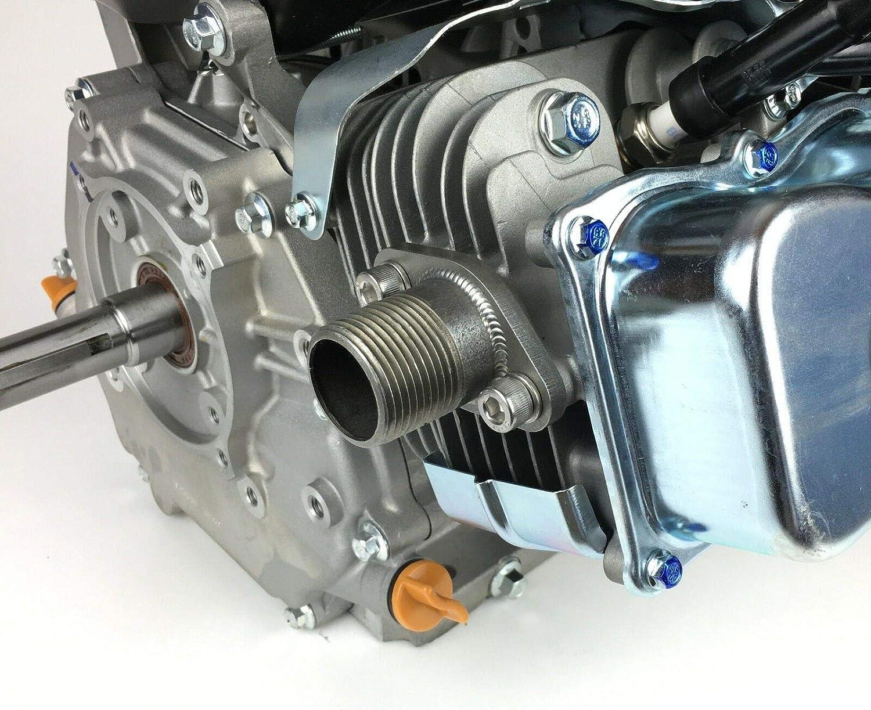 HF Threaded Exhaust Adaptor Product PREDATOR GeneratorFits 301cc Flange Free shipping New