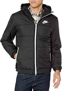 Men's Sportswear Synthetic Fill Jacket Hooded Full Zip