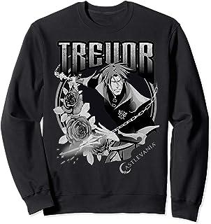 Castlevania Trevor Floral Badge Sweatshirt