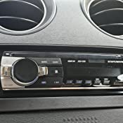 Einbauset Autoradio 1 Din Din Radioblende Radio Elektronik