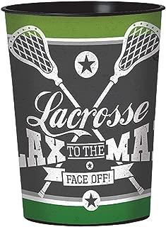 Amscan Lacrosse 16oz Plastic Favor Cup (Each)