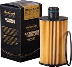 PG Oil Filter, Extended Life PG8157EX | Fits 2014-18 Jeep Grand Cherokee, 2014-18 Ram 1500