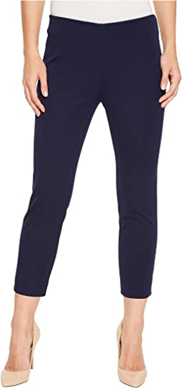 LAUREN Ralph Lauren - Stretch Twill Skinny Crop Pants