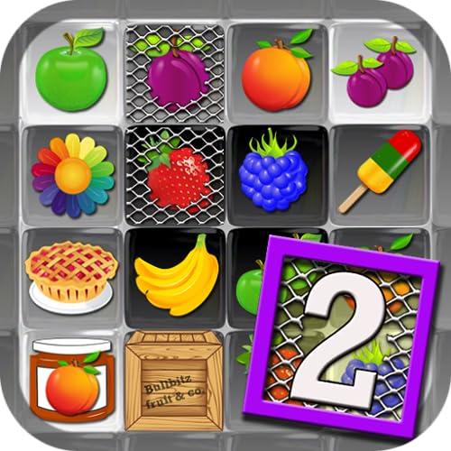 Fruit Drops Part II   Match Three Puzzle