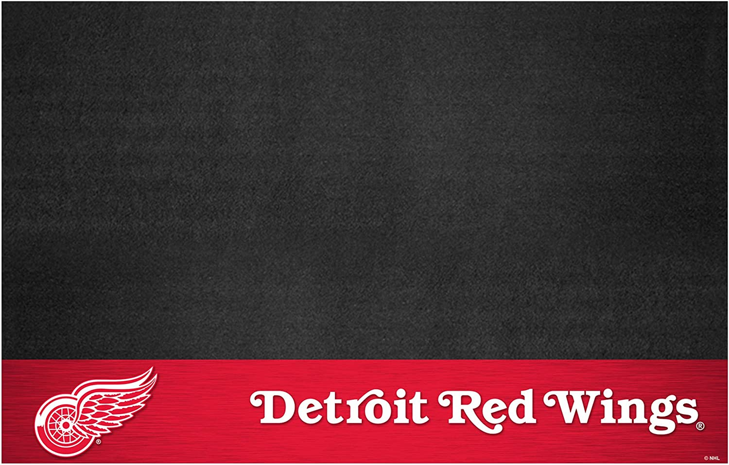 Fanmats 14234 NHL Detroit Red Wings Grill Mat, Small