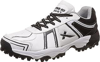 Vector X Target, Men's Cricket Shoes, White, 5 UK (39 EU)