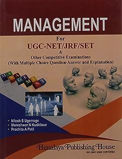 Management For Ugc-Net/Jrf/Set