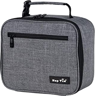 Insulated Lunch Box for Men/Women/Adults,Reusable Lunch Bag,Tough & Spacious Adult Lunchbox(AE-N18654-G)