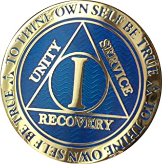 aa anniversary medallions sobriety chips