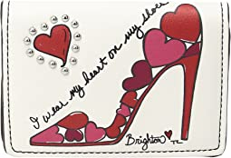 Brighton - Shoe Love Card Case