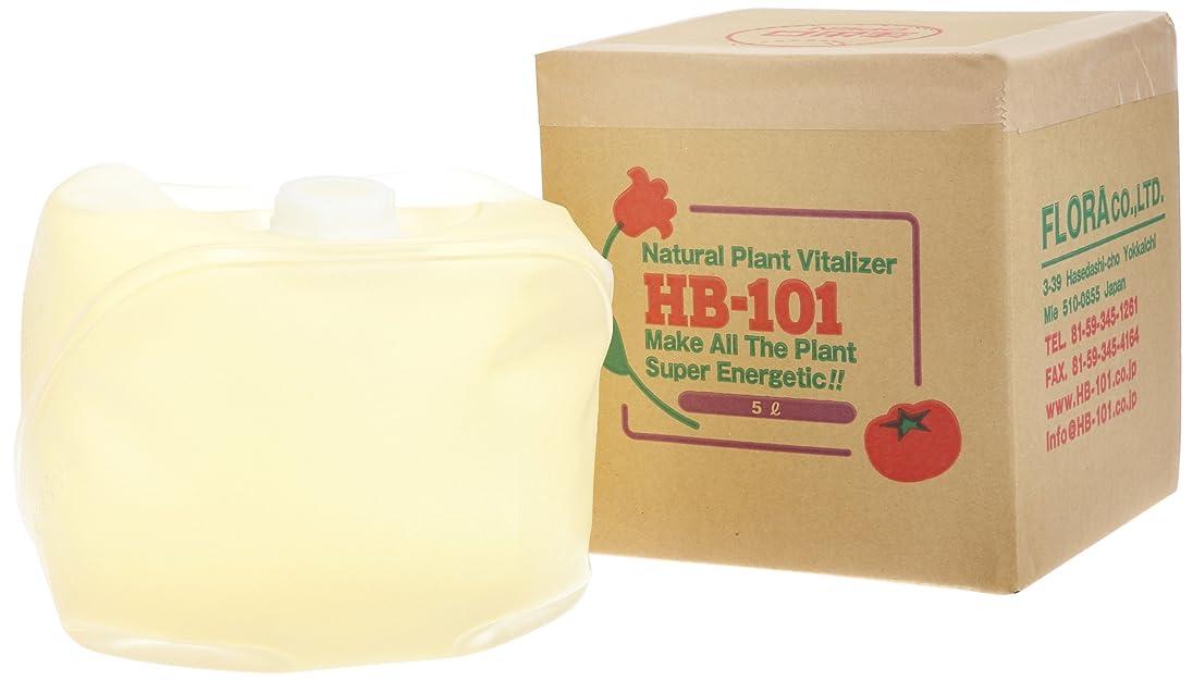 ソビエトペナルティクマノミフローラ 植物活力剤 HB-101 原液 5L